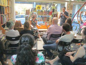 אירוע השקת ספר ספרי תמה תמימה בתל אביב