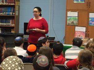 Hillel Torah lecture