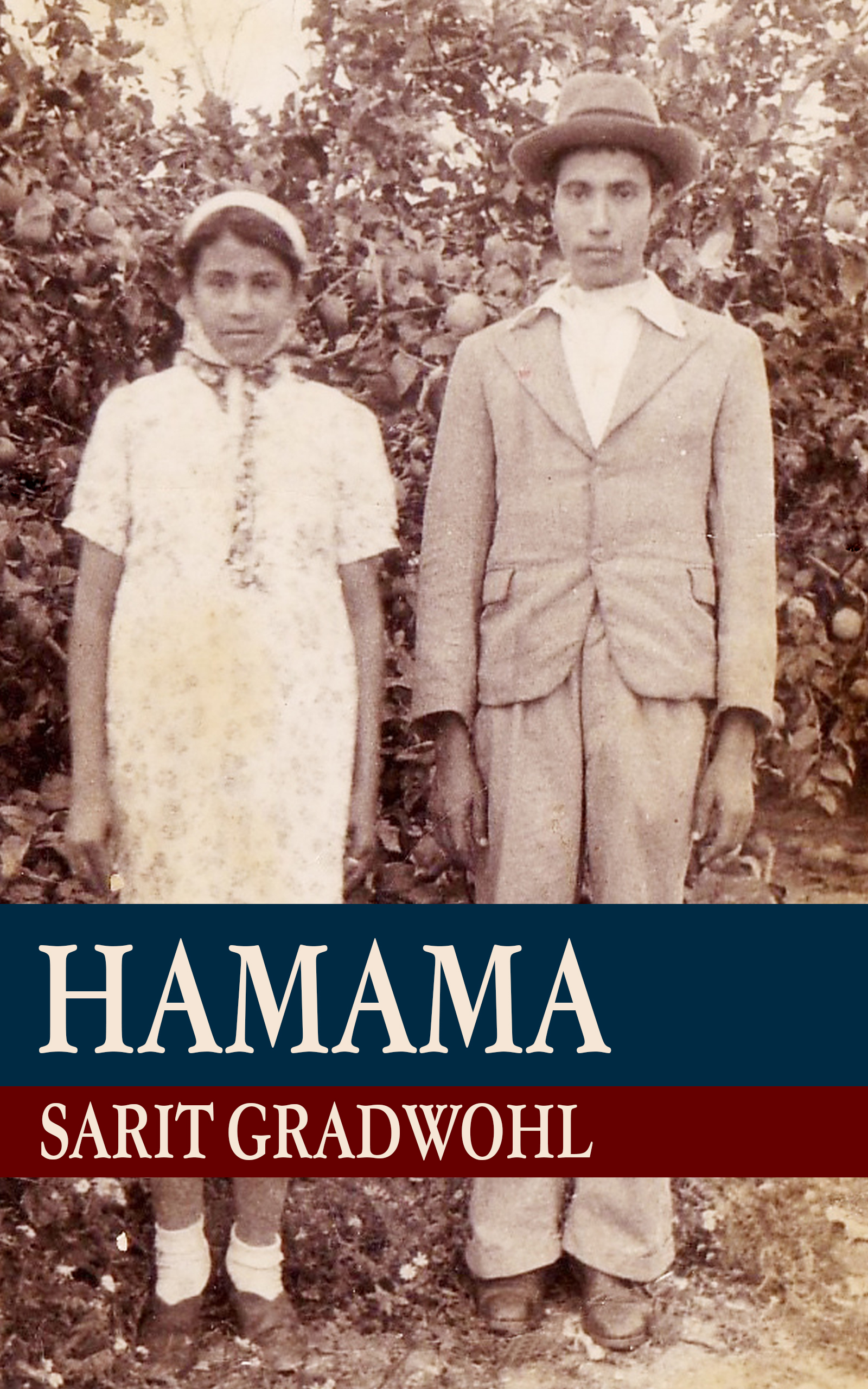 eBook Cover Sarit